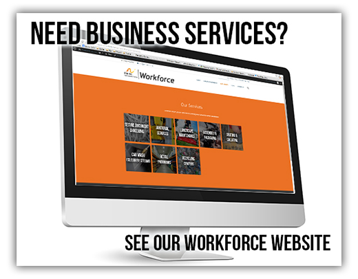 do you need business services
